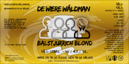blond website
